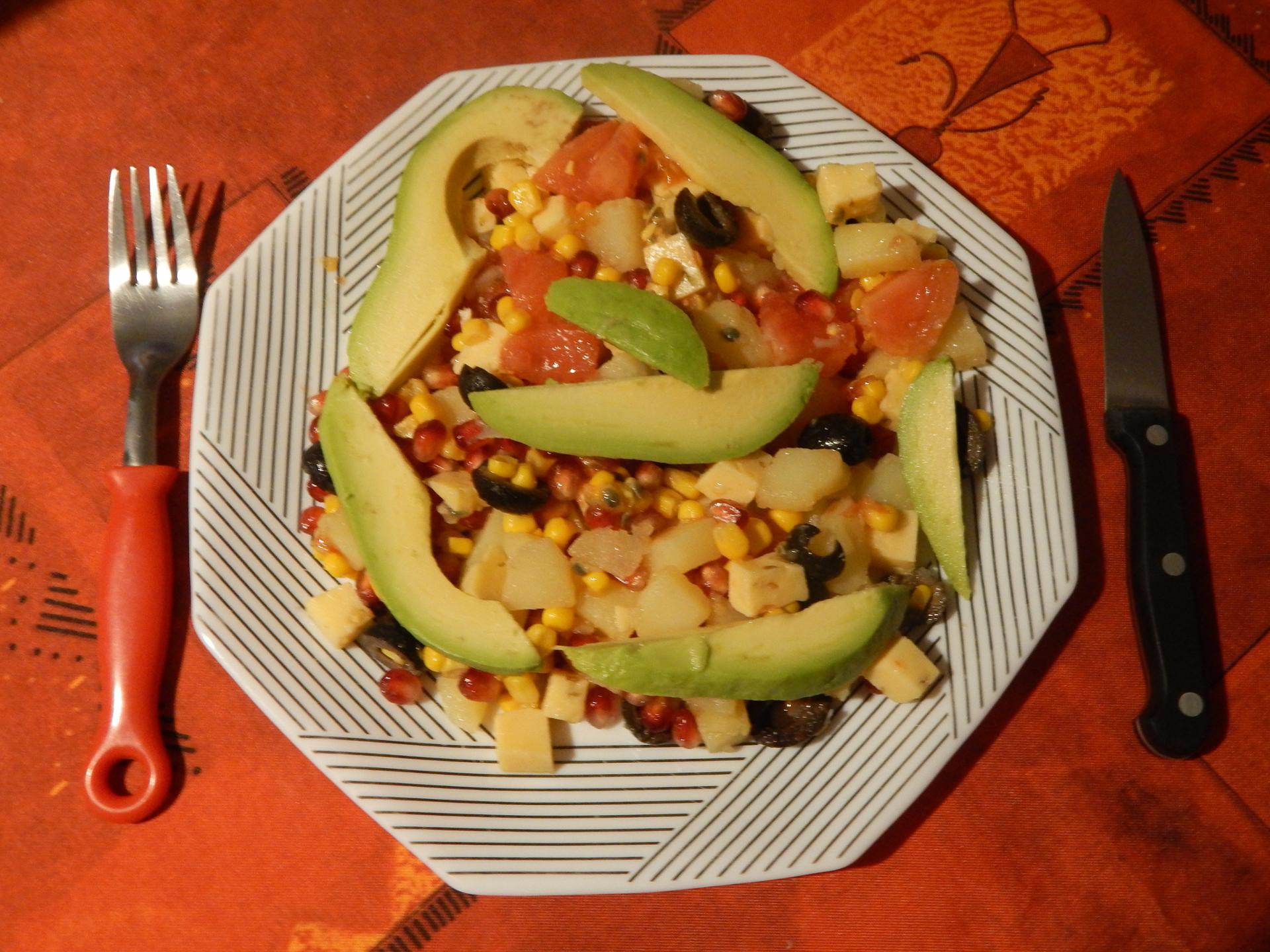Salade Péruvienne
