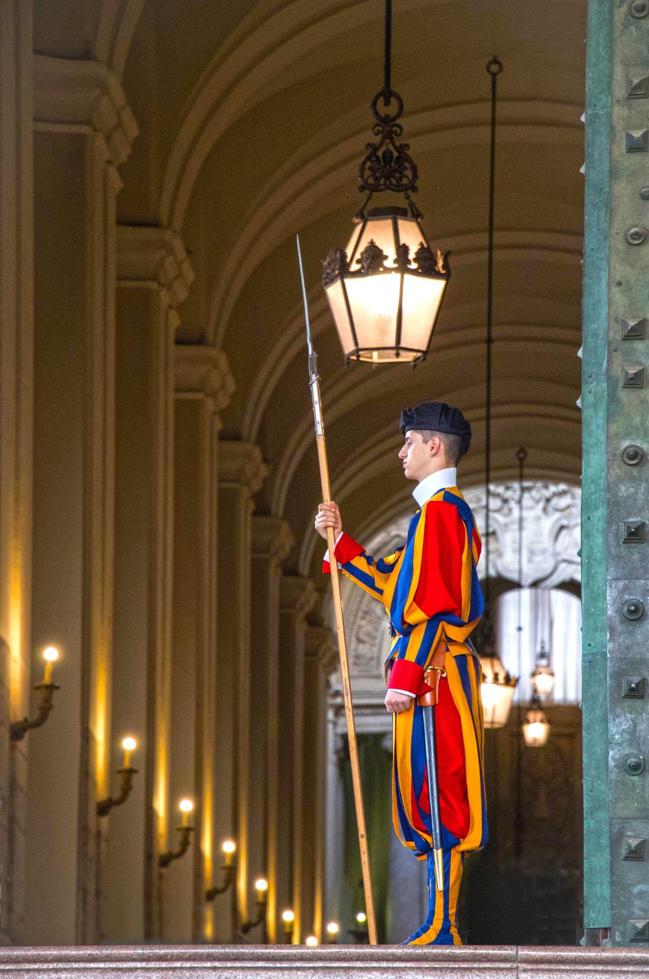 Garde romain