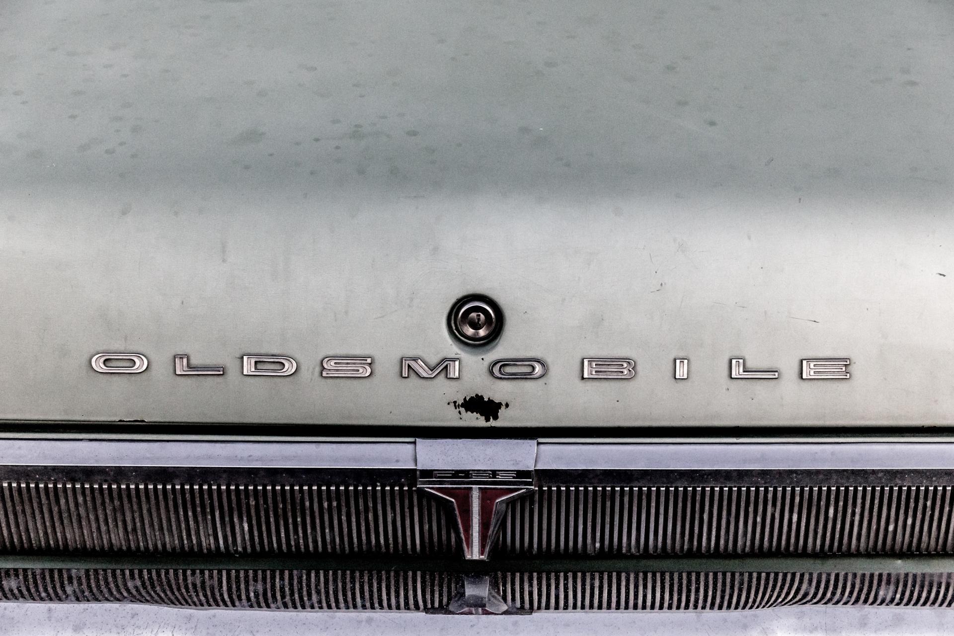 oldsmobile #001