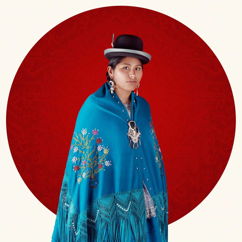 Cholitas, la revanche d'une génération - 5 © Delphine Blast