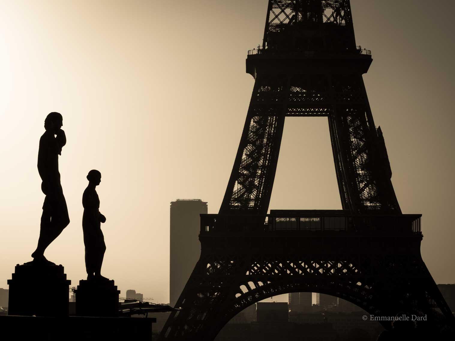 Intemporelle Tour Eiffel