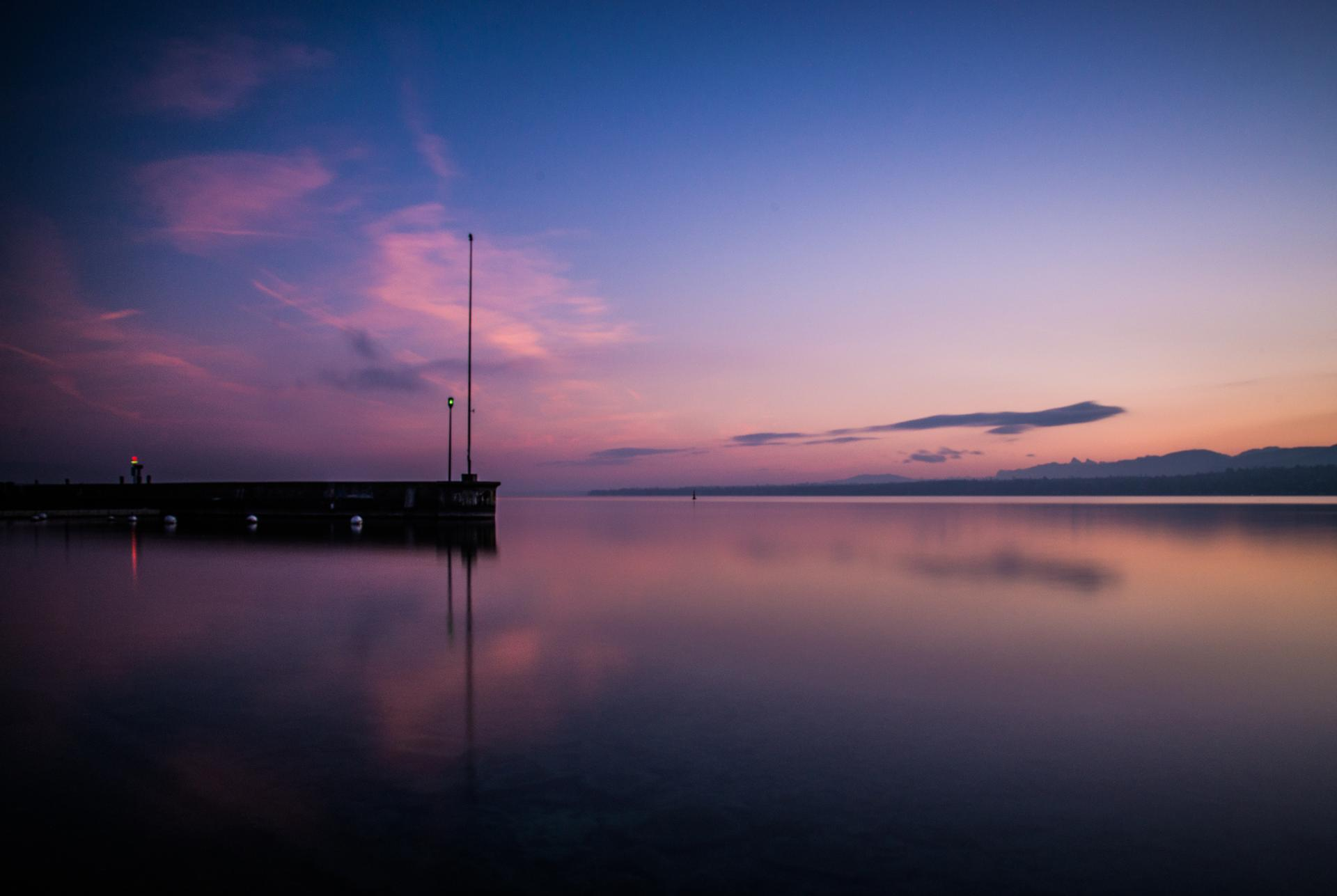 Réveil du Lac Léman