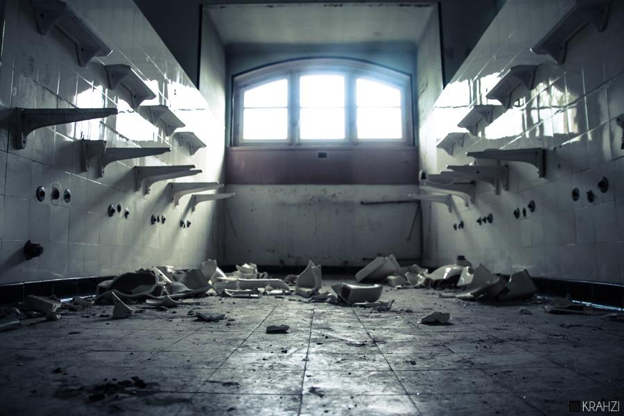 After Doomsday Bathroom