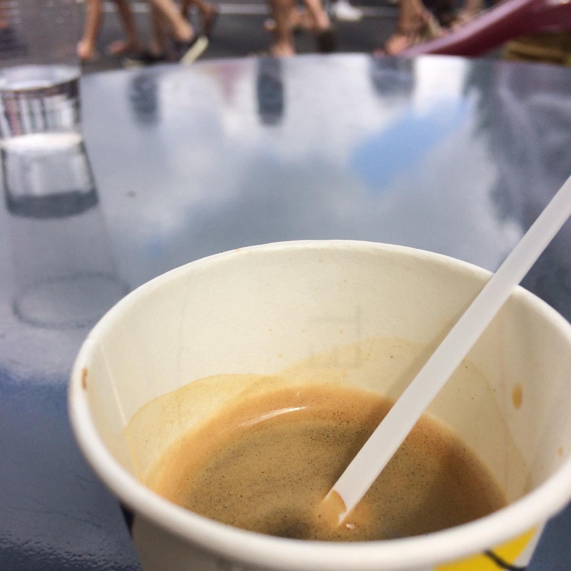 Petit café de 10h