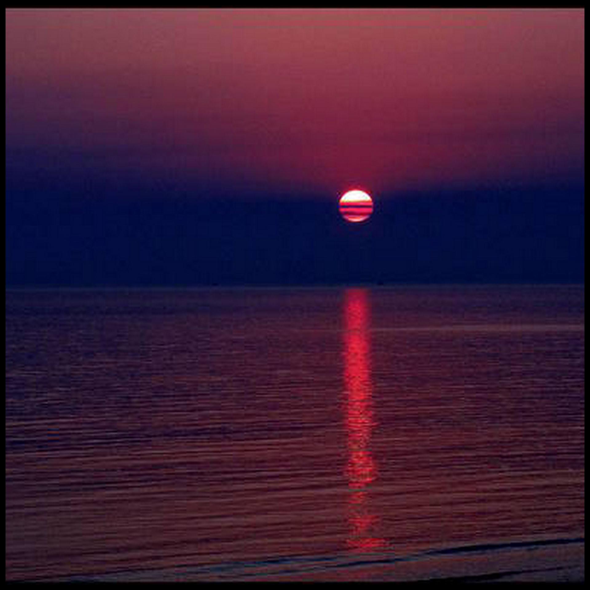 Purple Sunset ...