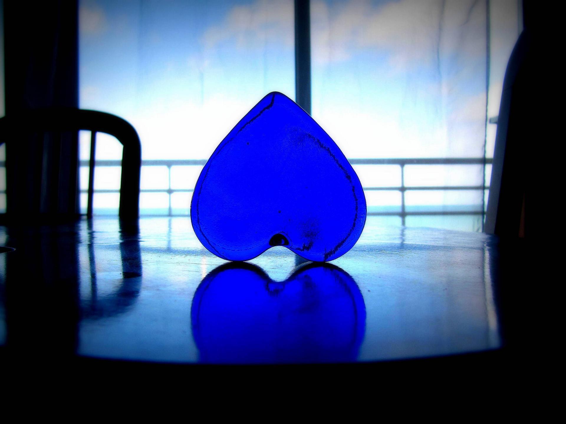 Les bleus au coeur ...