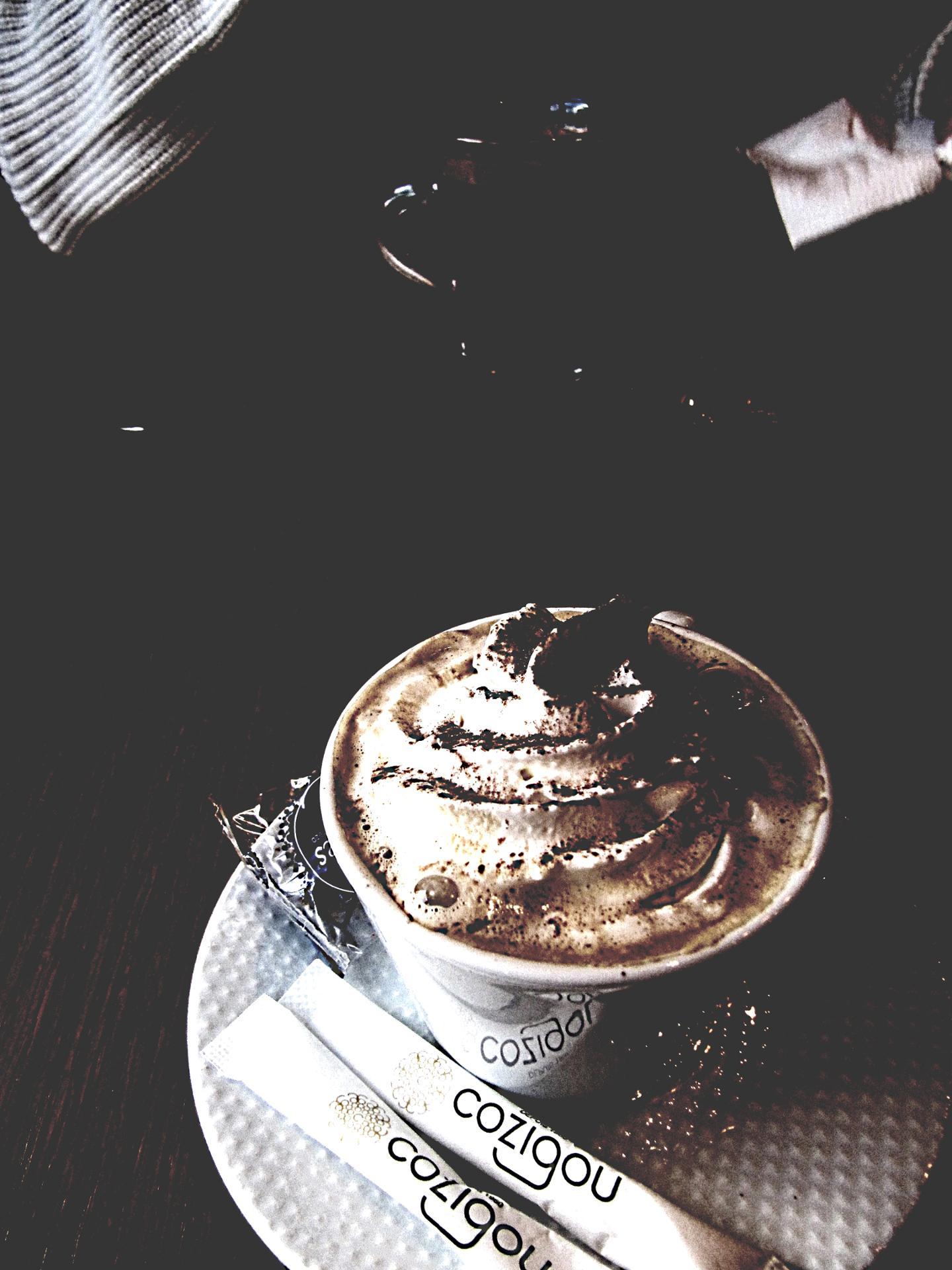 Café douceur ...