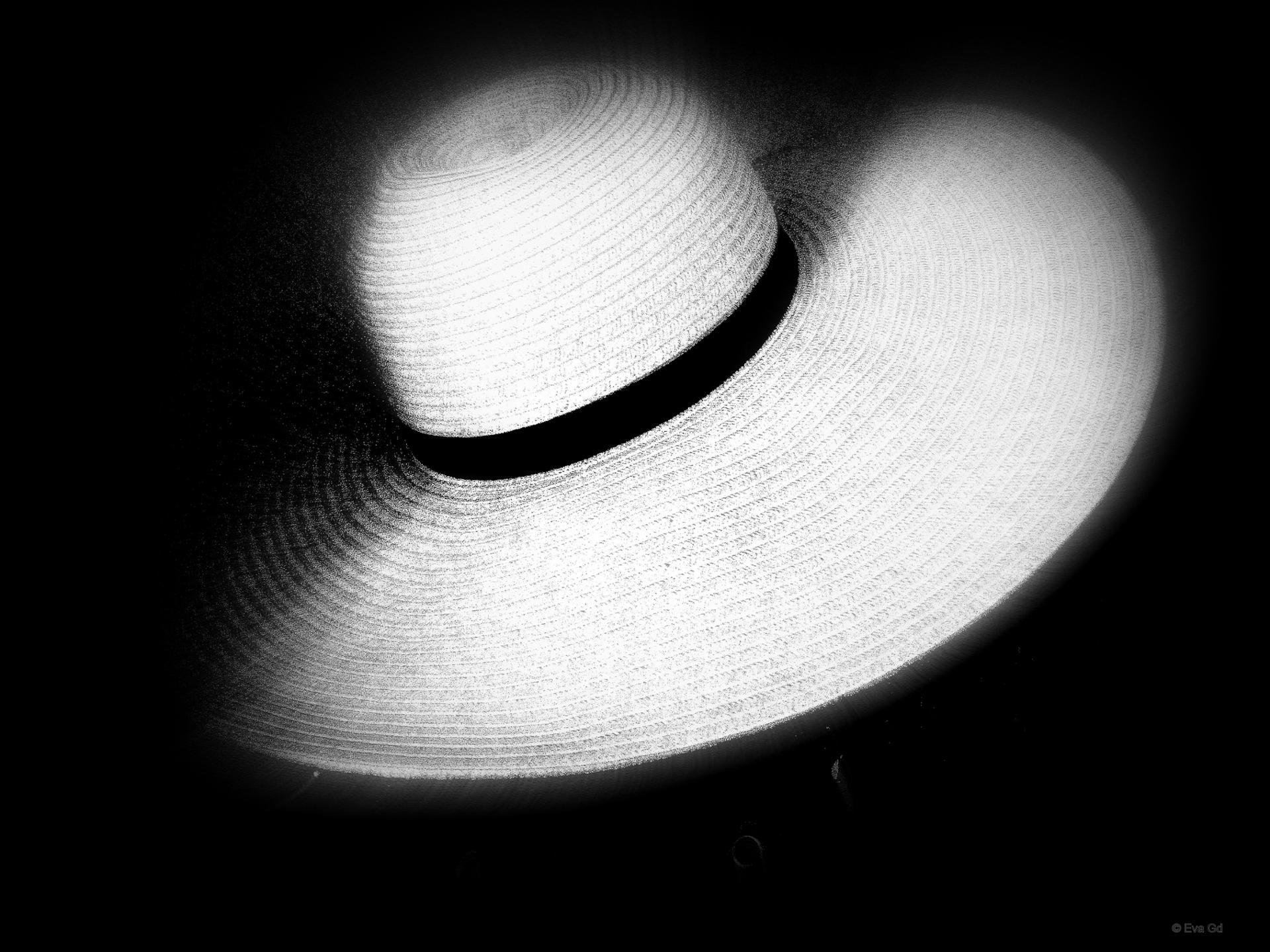Le chapeau de paille ...