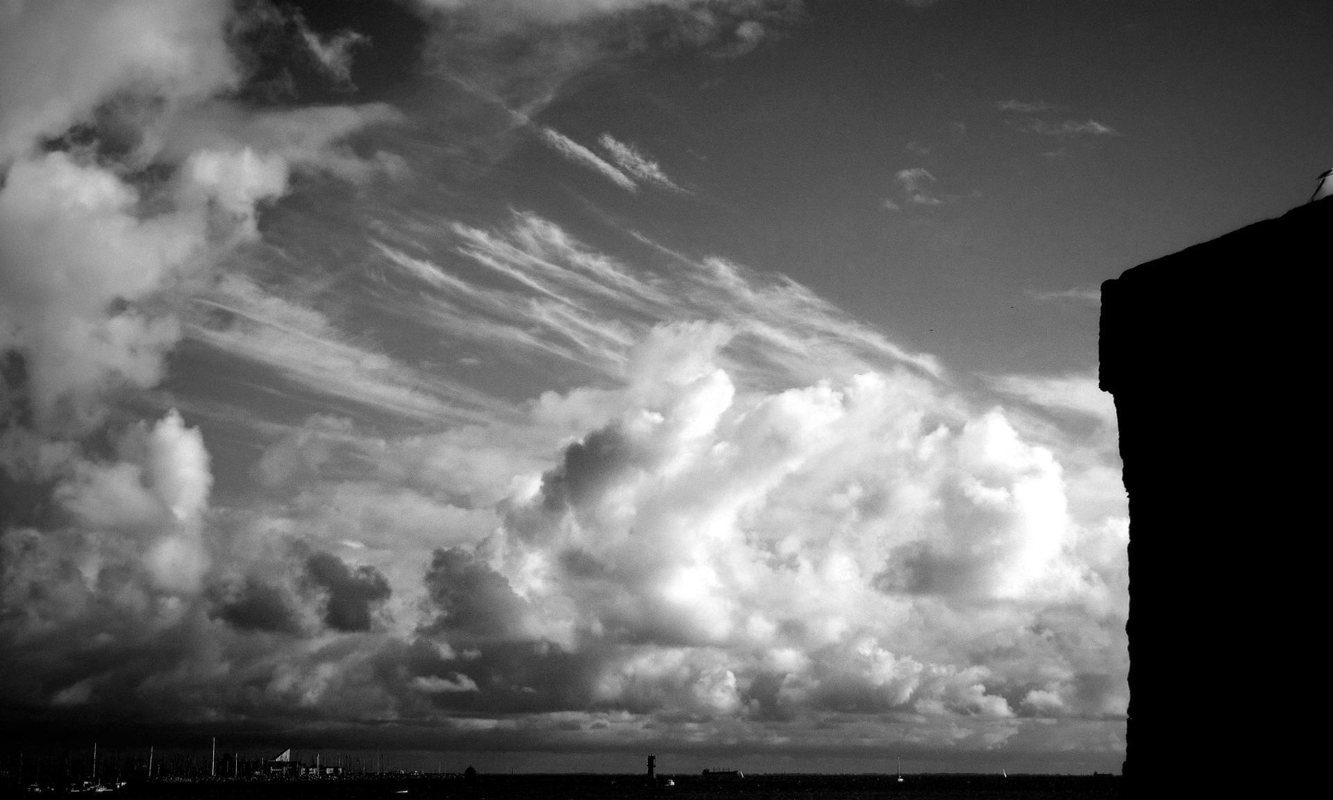 Sky full ...