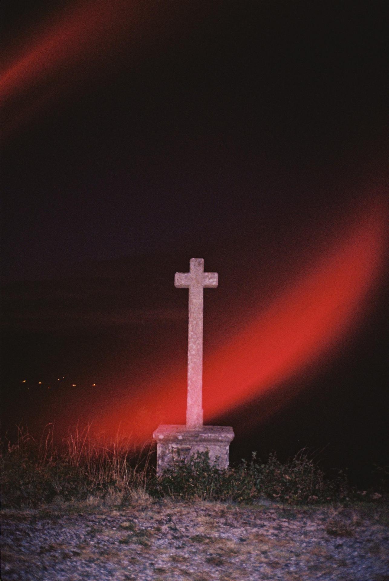 Une croix en Ardèche