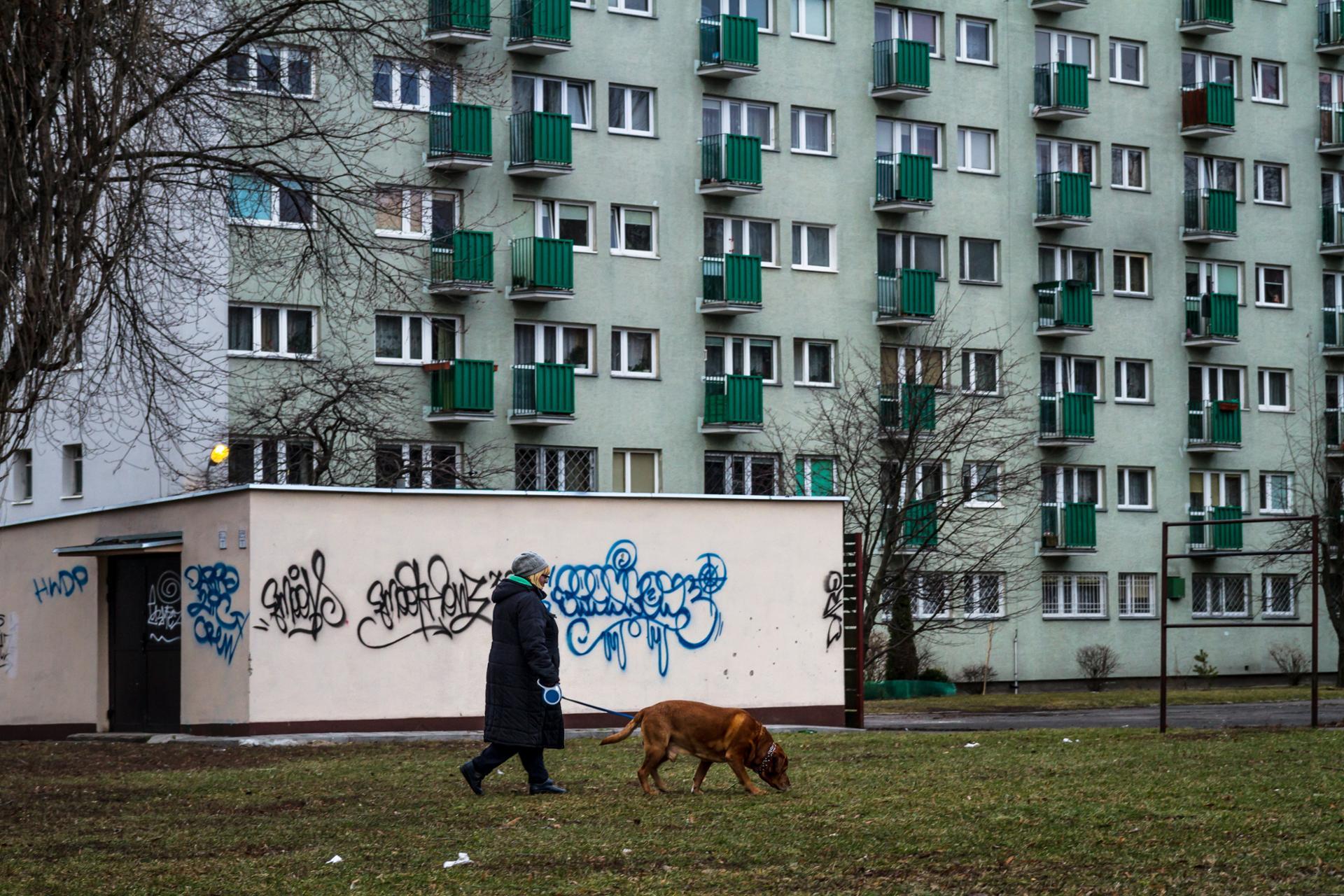 Communist housings