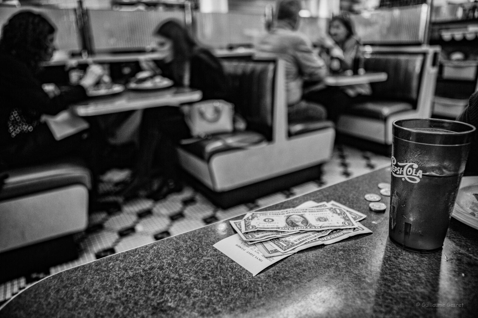 Le restaurant américain