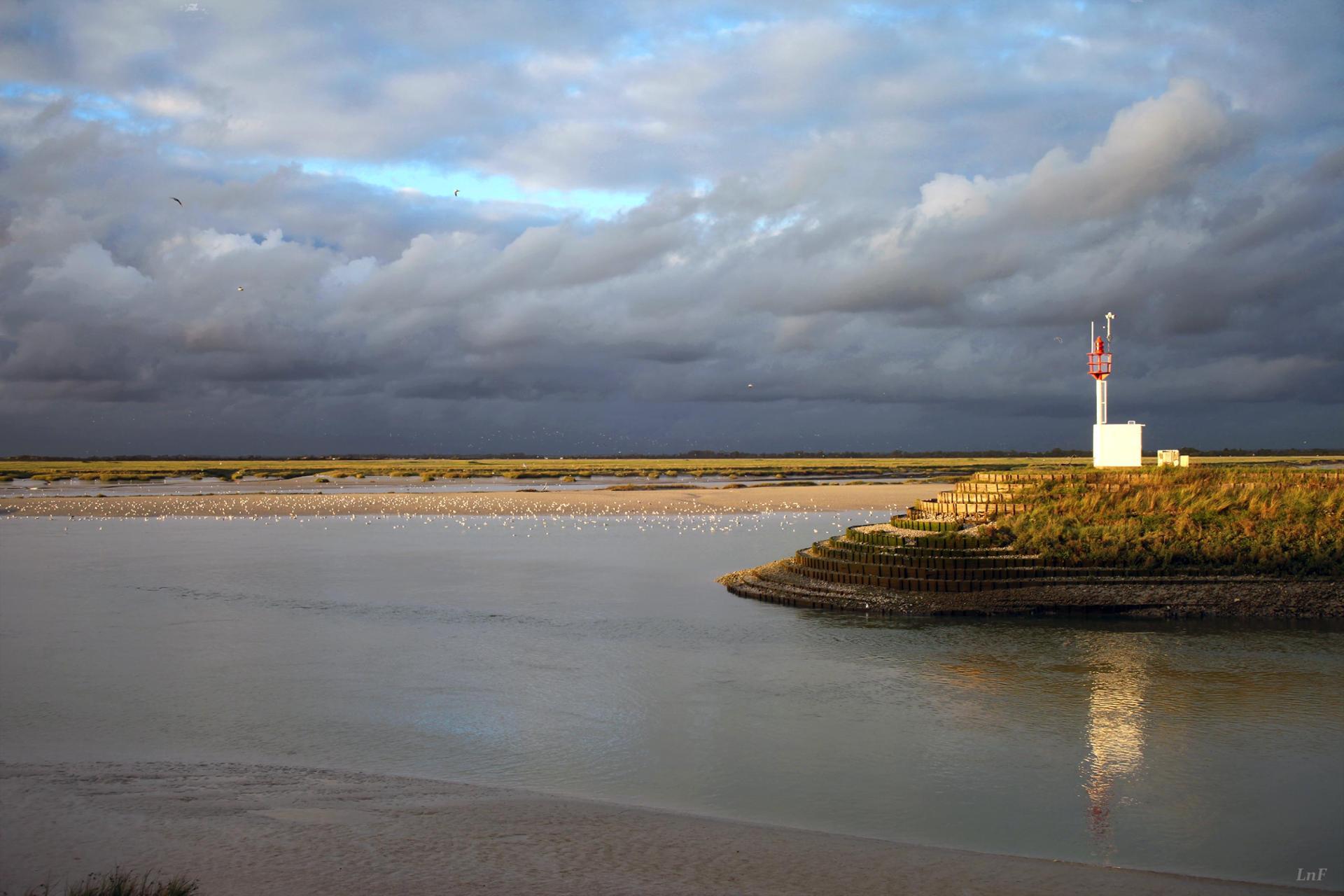 le phare de la digue nord