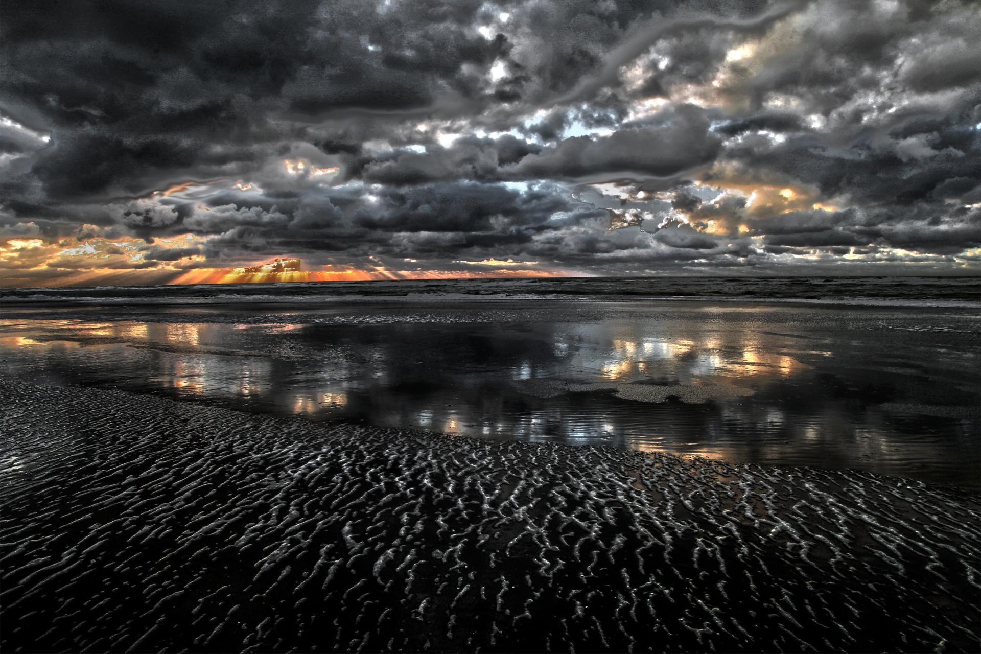 noirceur du ciel