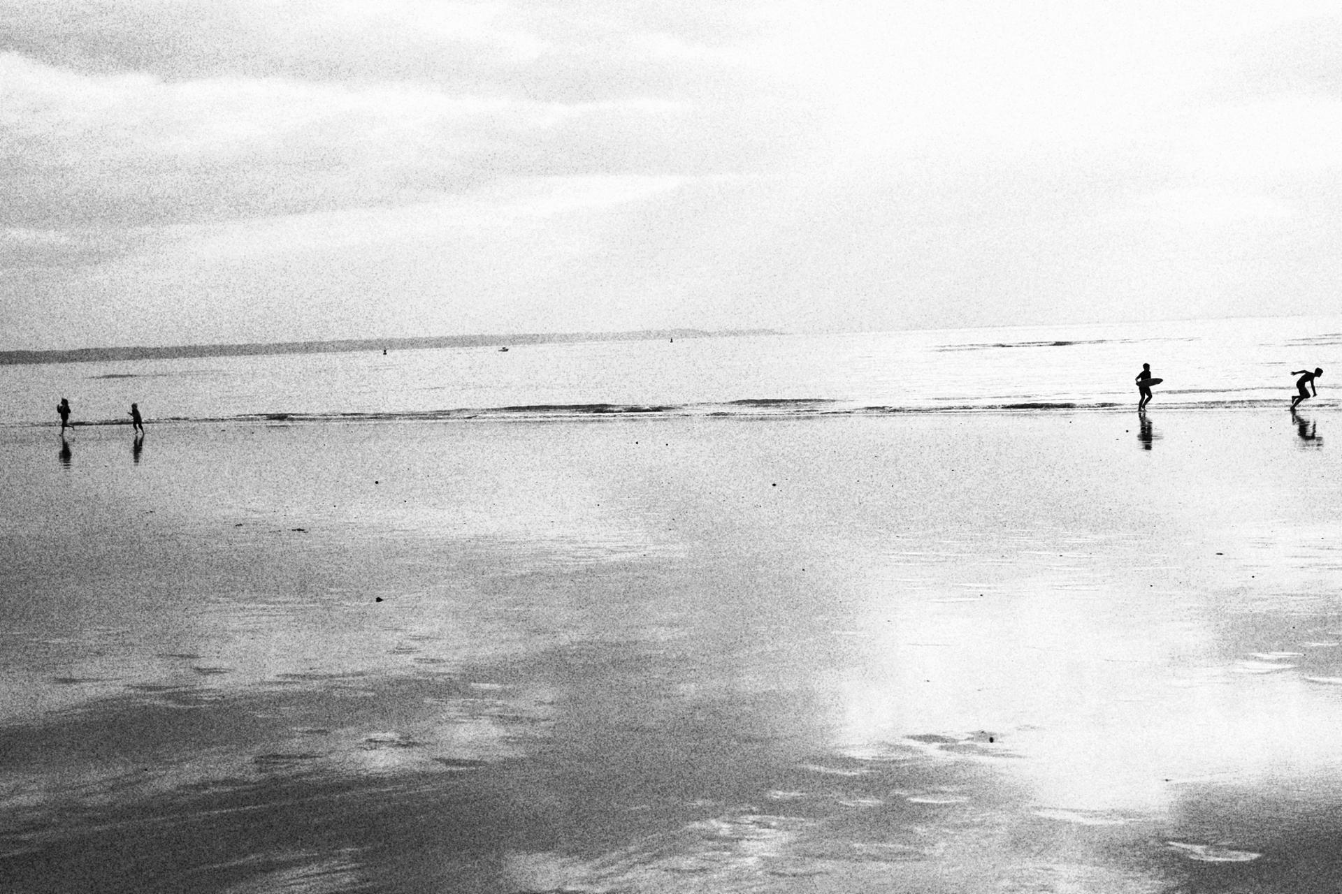 marée basse  le port de Le Havre.JPG