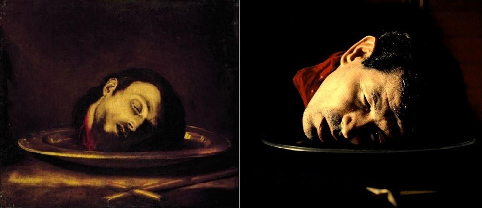 José de Ribera - Saint Jean-Baptiste