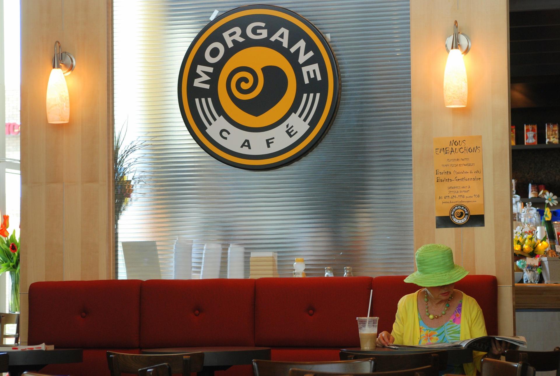 Morgane Café.