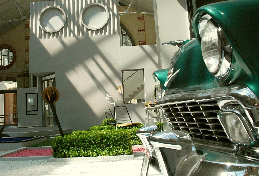Chevrolet de Monsieur Arpel