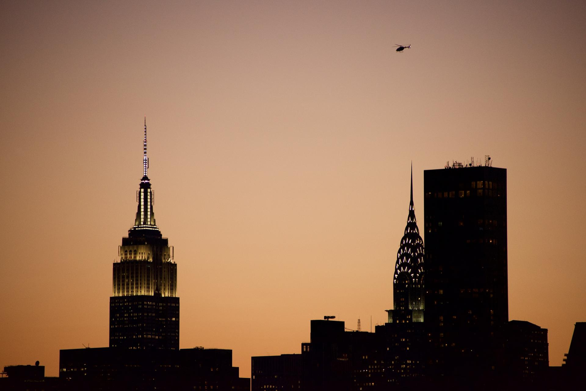 Vol sur Manhattan