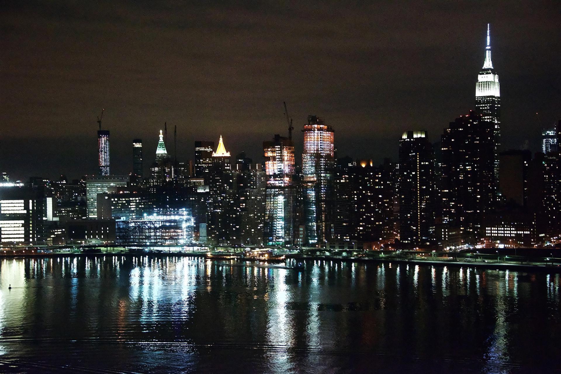 Reflets de Manhattan