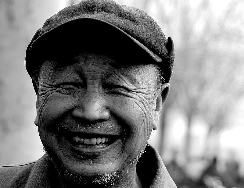 Le rire de Monsieur Li