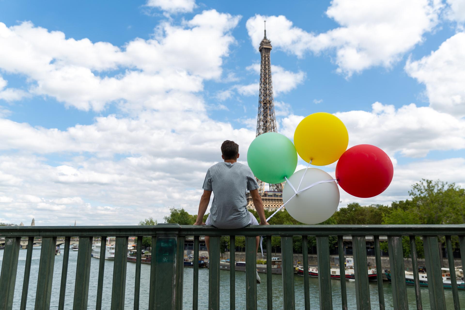 Paris and I