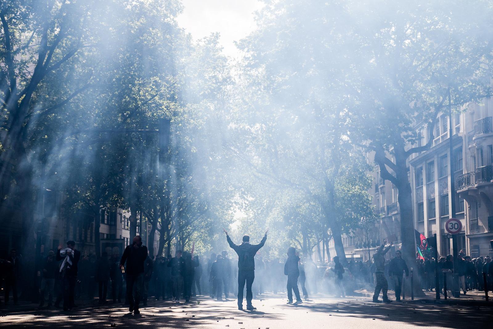 1er Mai brumeux