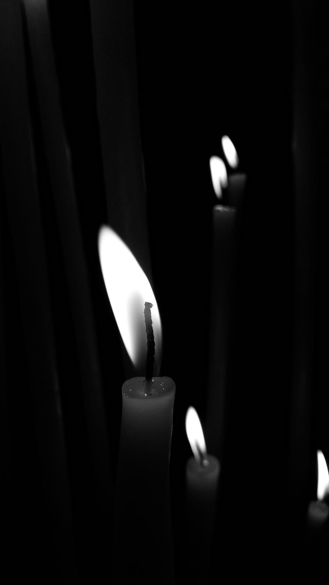 La flamme de l'espoir