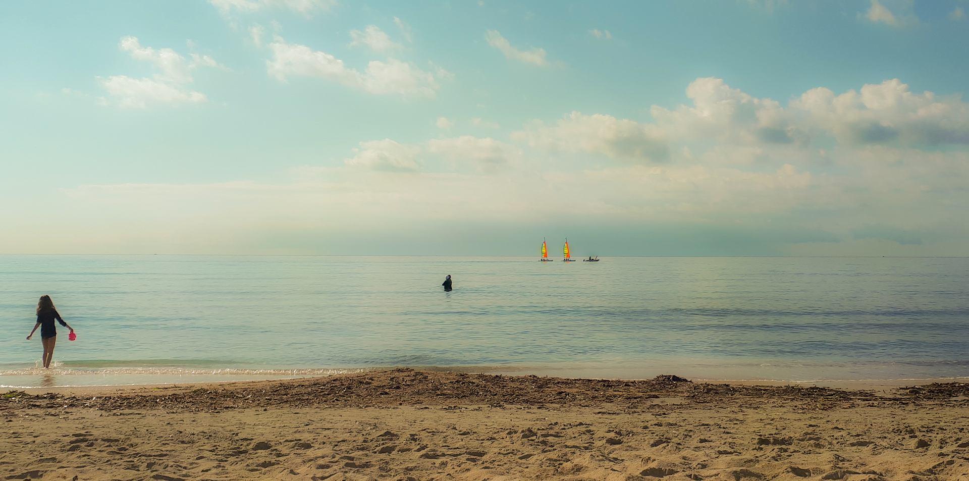 Plaisirs de la mer
