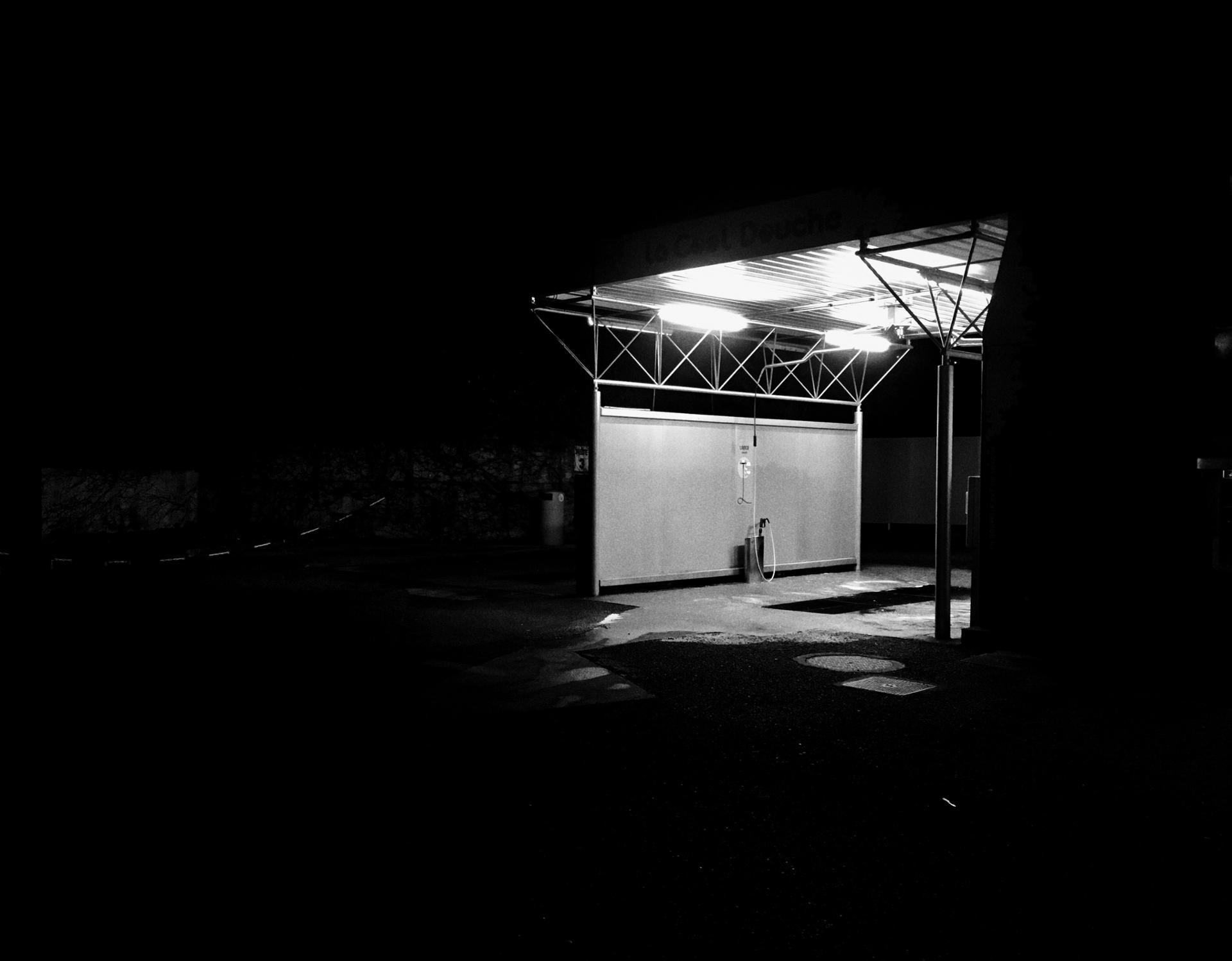 station service de nuit
