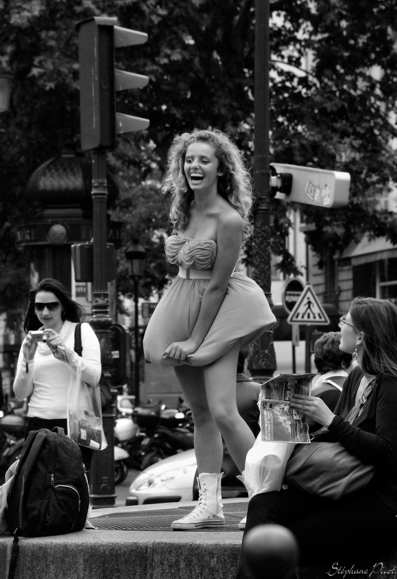 Façon Marilyn
