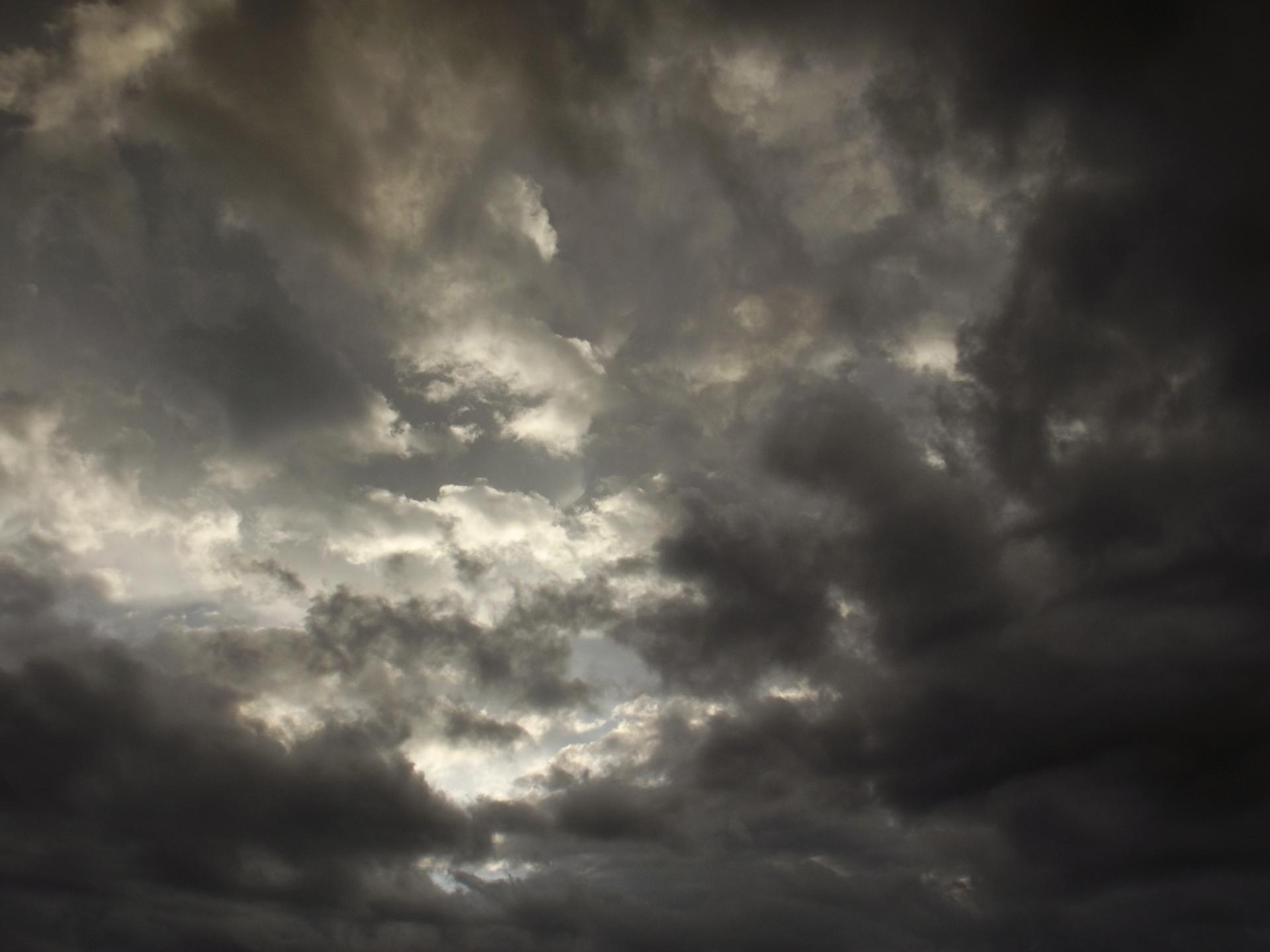 ciel apocalyptique