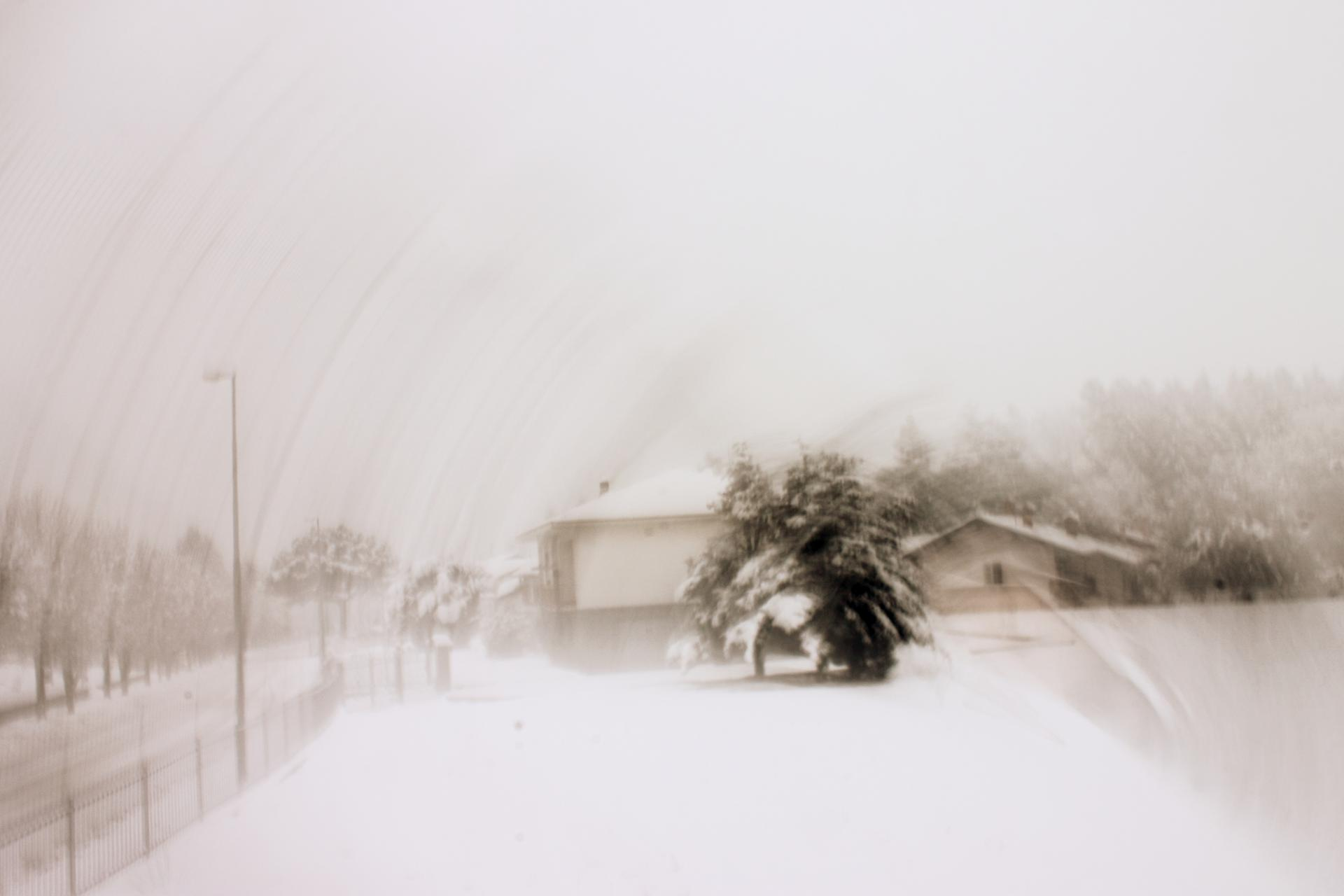 Tableau hivernal