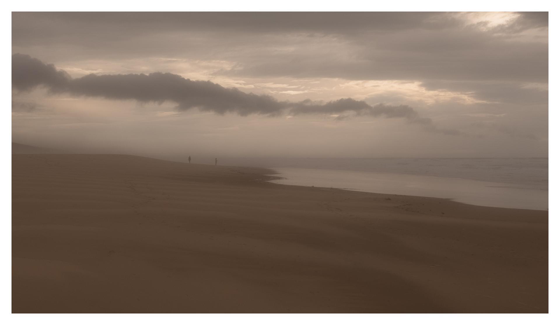 Rencontre sur la plage
