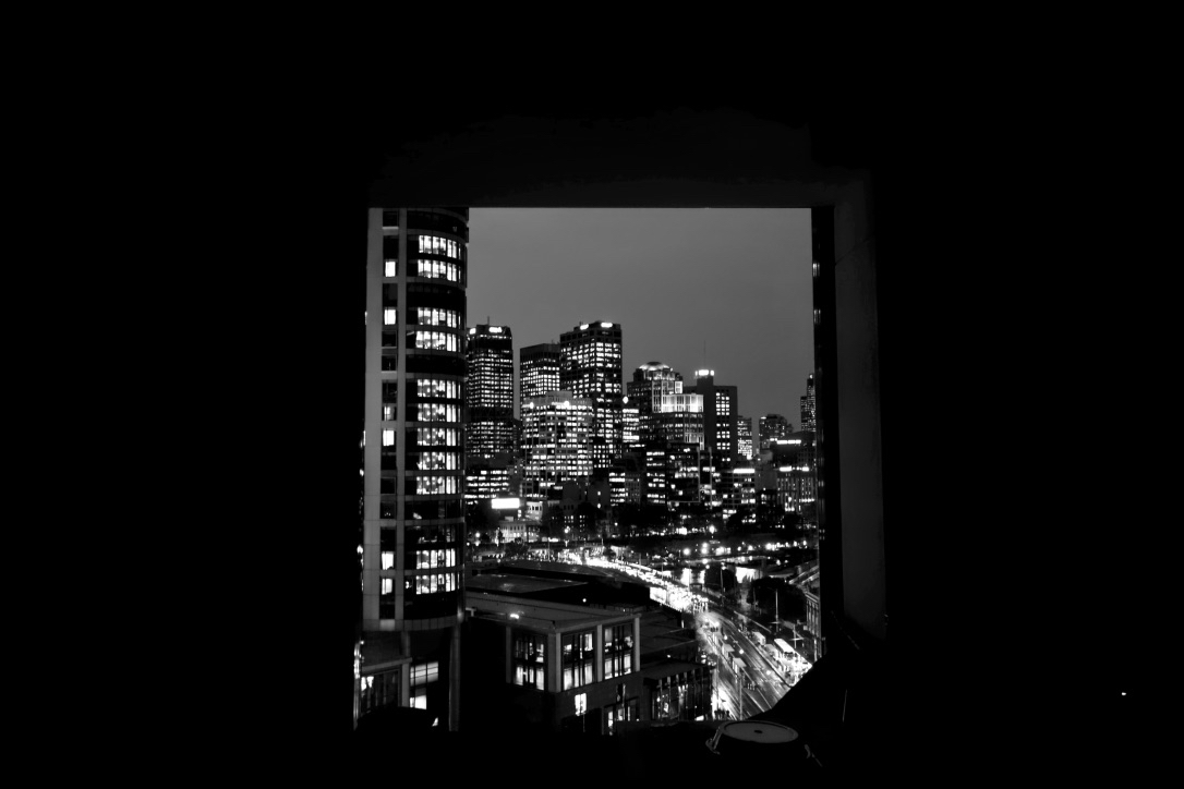 Carré de nuit - Melbourne