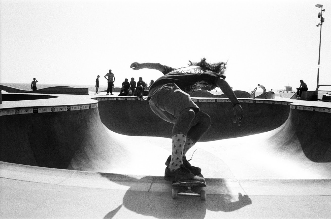 The Bowl Venice Beach