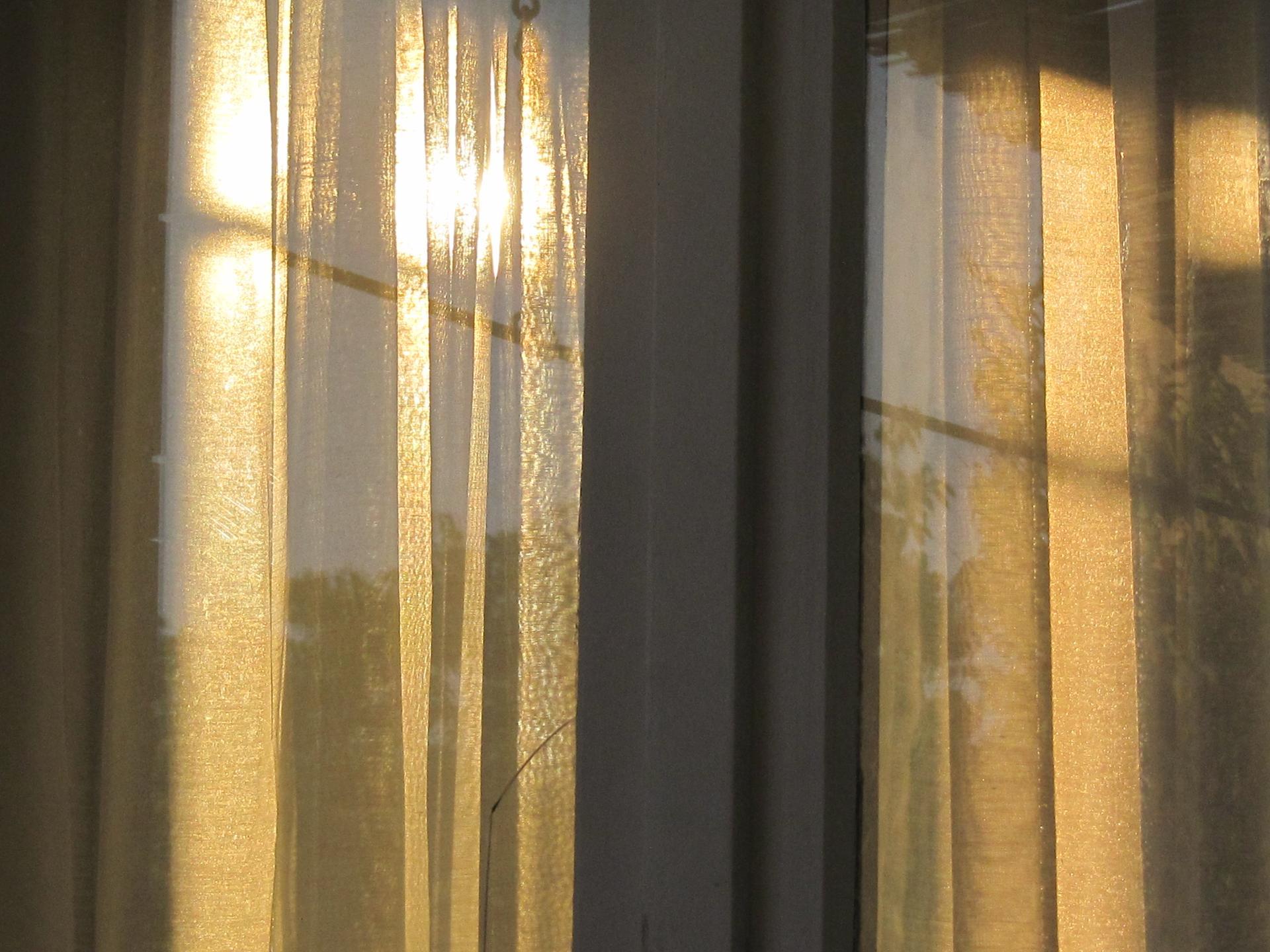 Lueurs et fenêtre