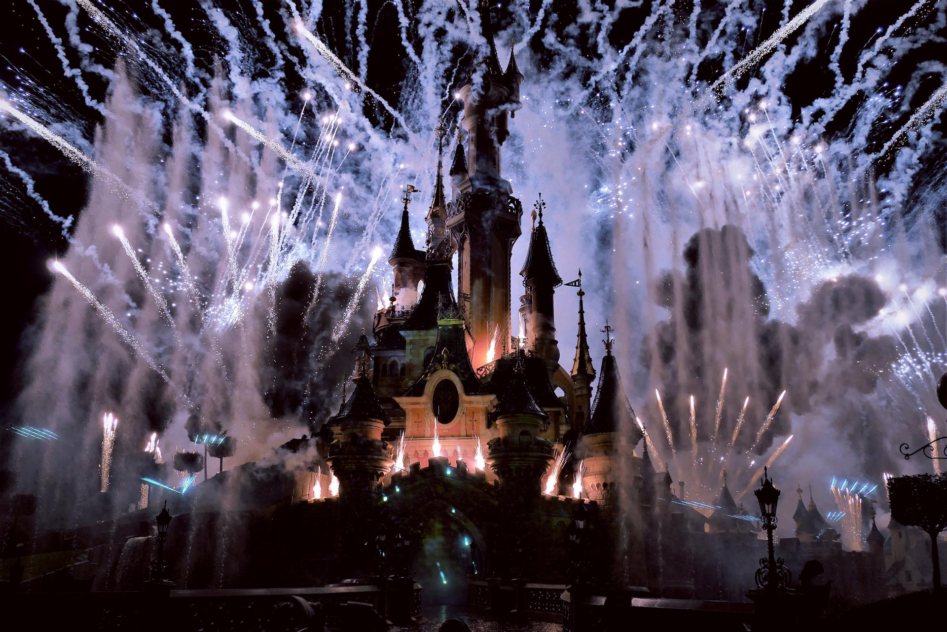 When you wish upon a star ...
