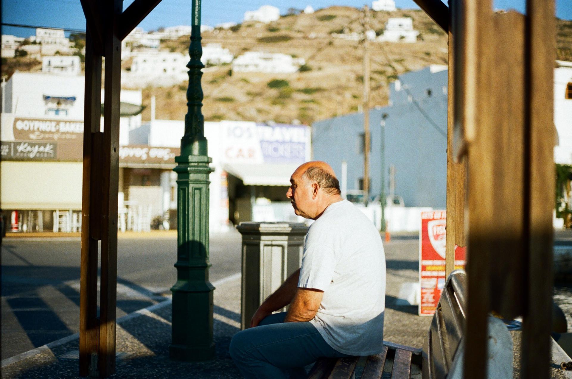Loneliness, despite the sun