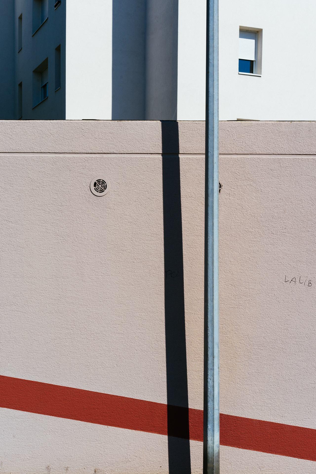 La Lib. Expressionnisme abstrait, prélevé dans la rue [série] n°1
