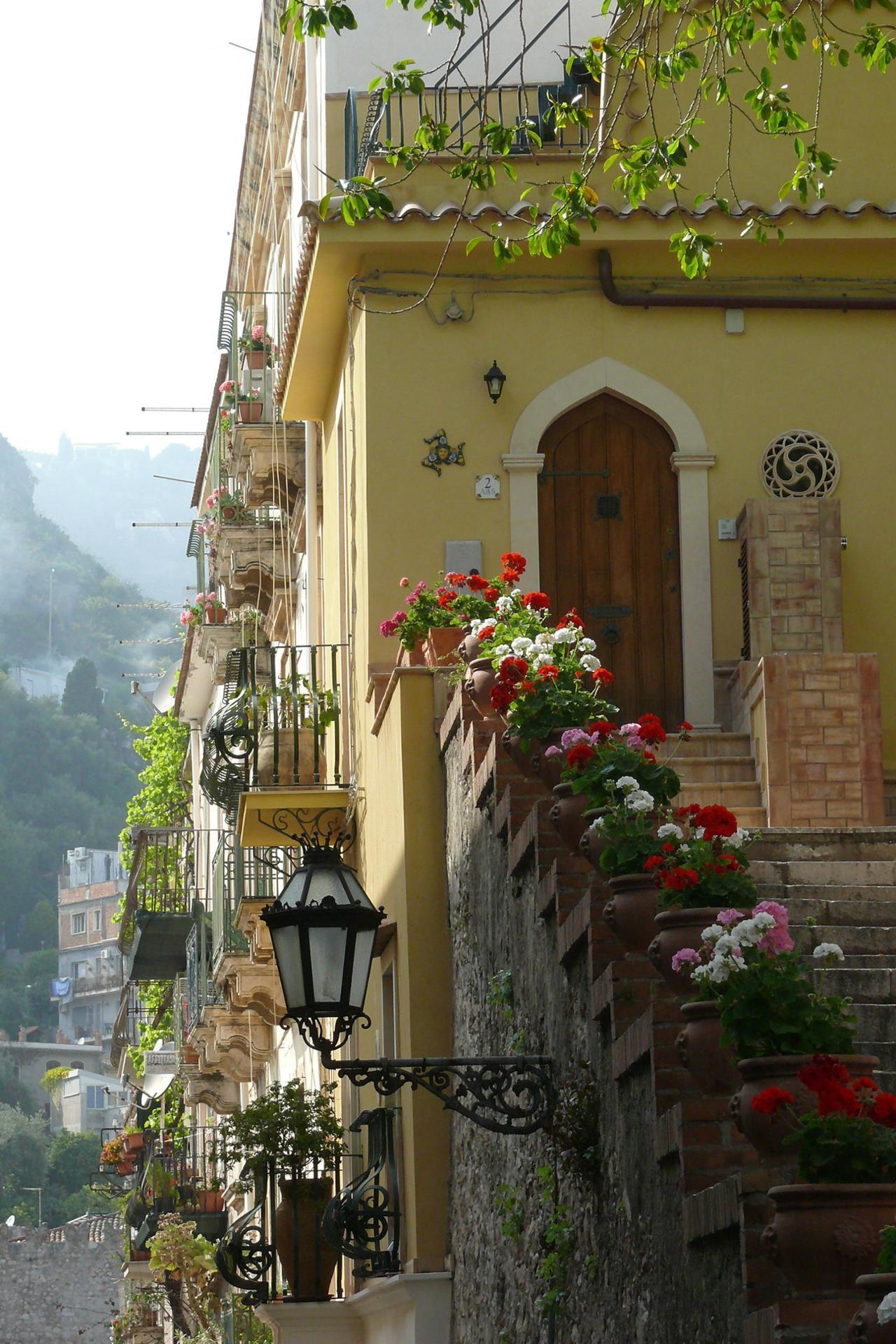 Printemps à Taormine
