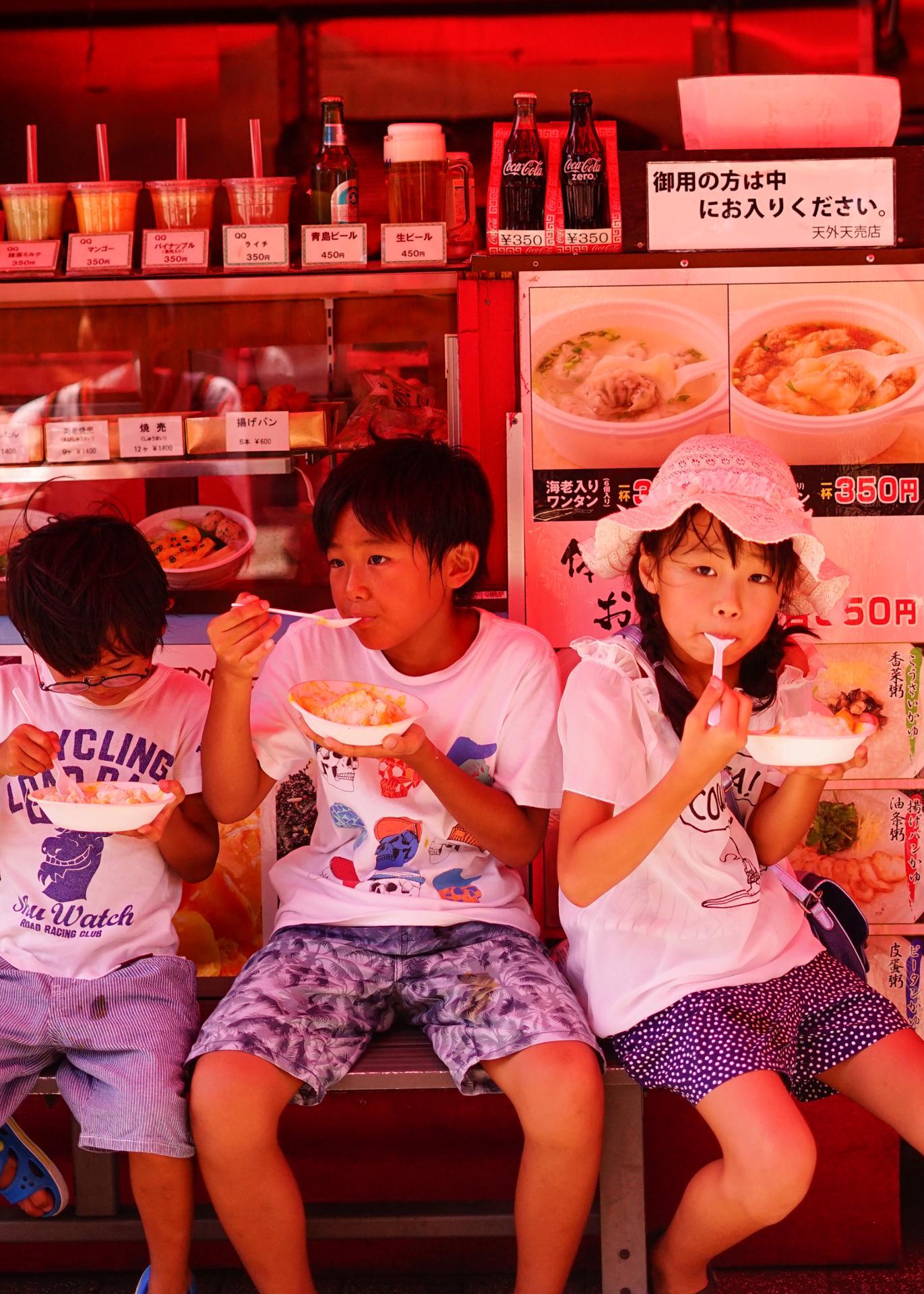 Les enfants de Chinatown