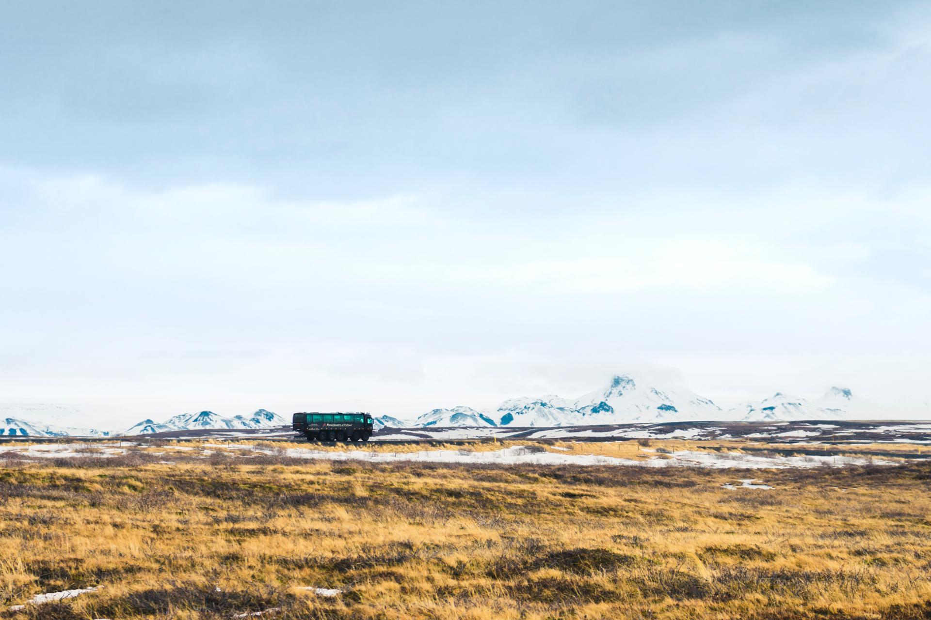 Toundra Islandaise, Iceland