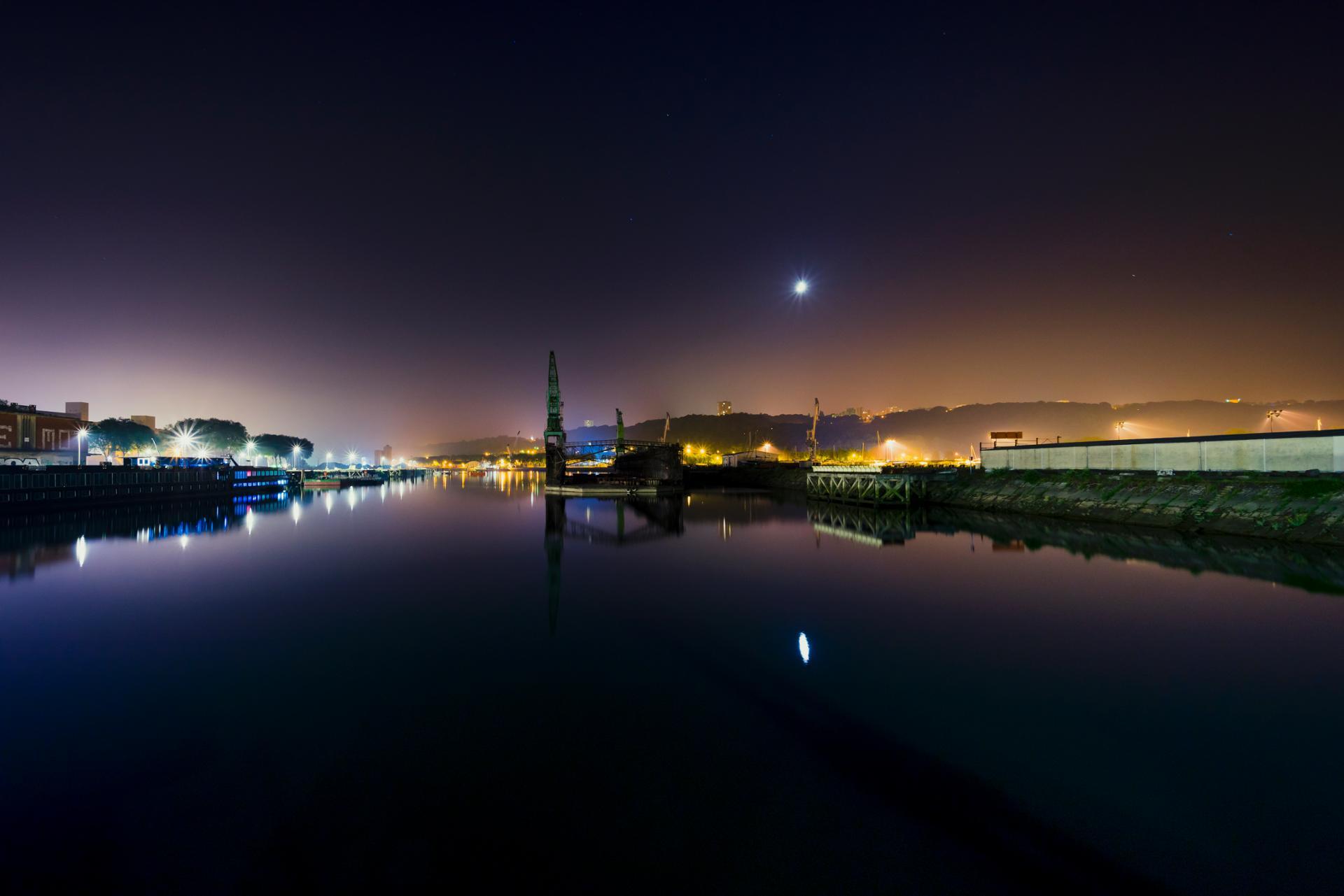 Quai Portuaire, Rouen