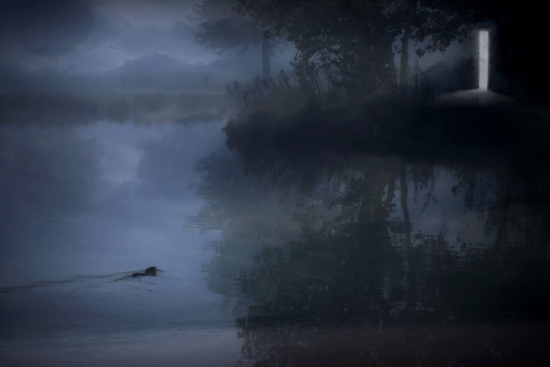 Le lac fantôme#7