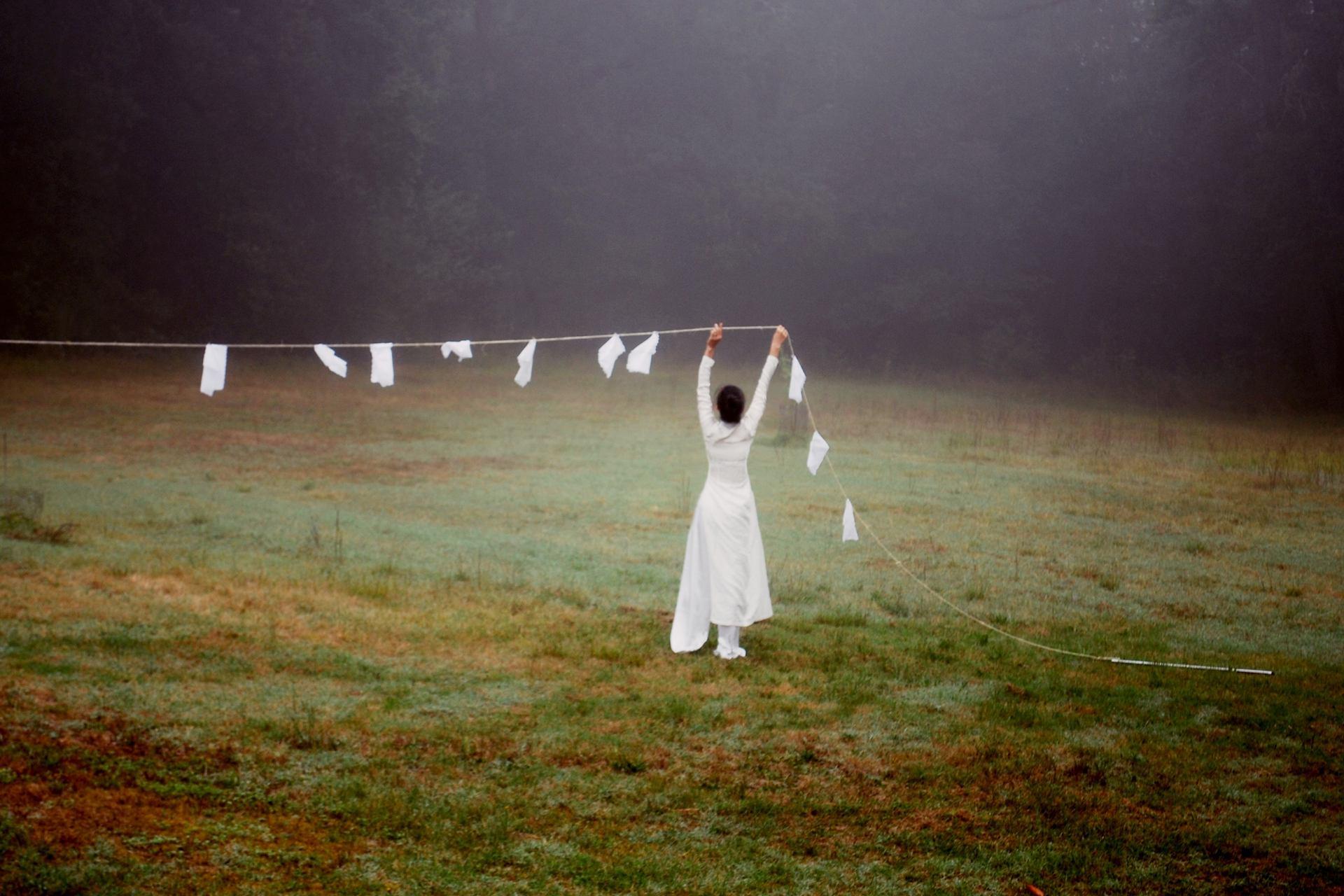 #10 Les mouchoirs au vent