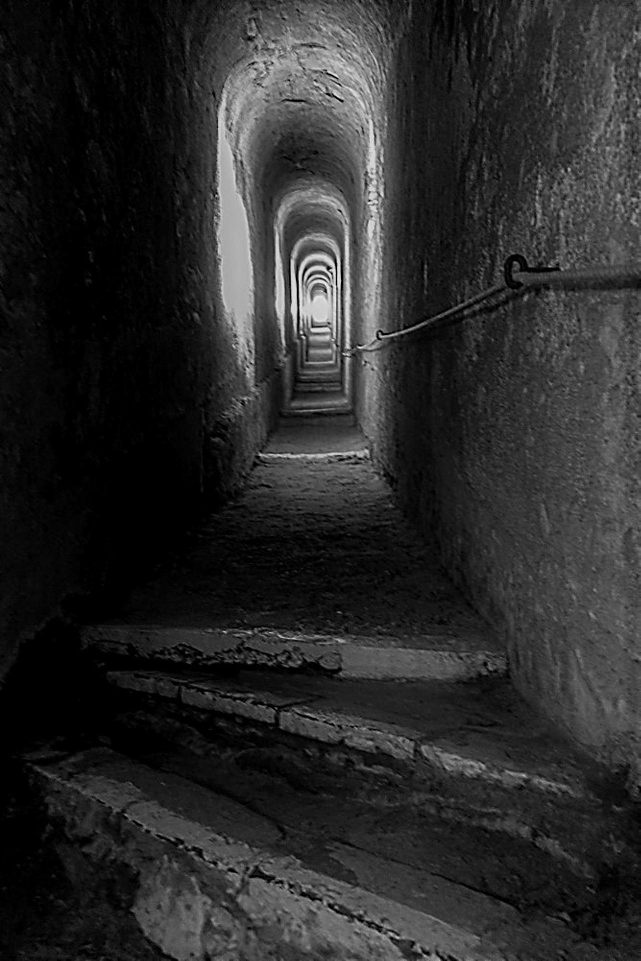 Voir le bout du tunnel...