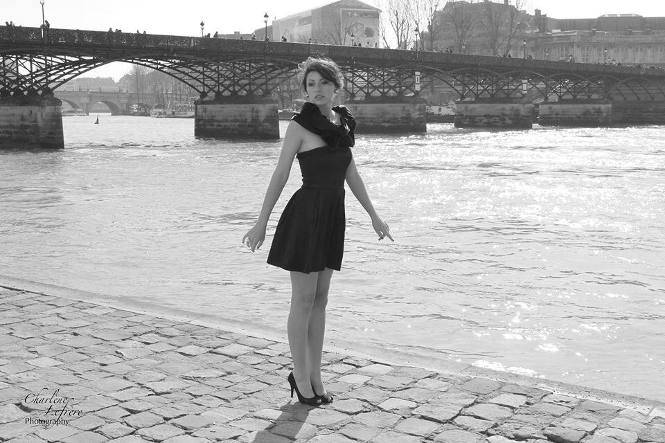 Le vent de Paris m'emporte