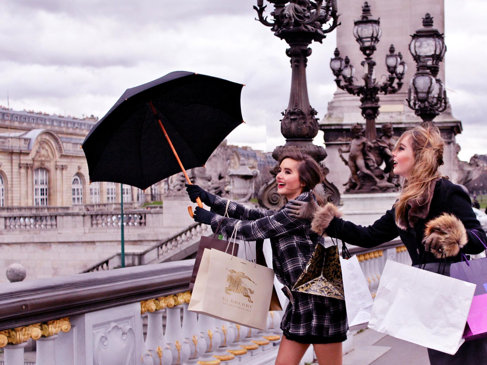 paris 1950, la mode s'affole...