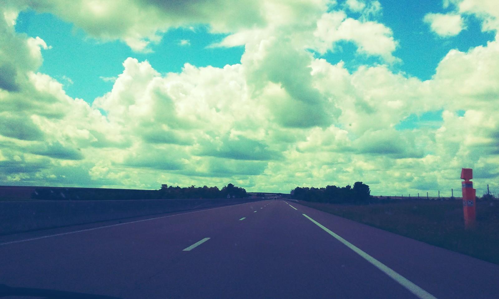 On the road again agaiiiin !